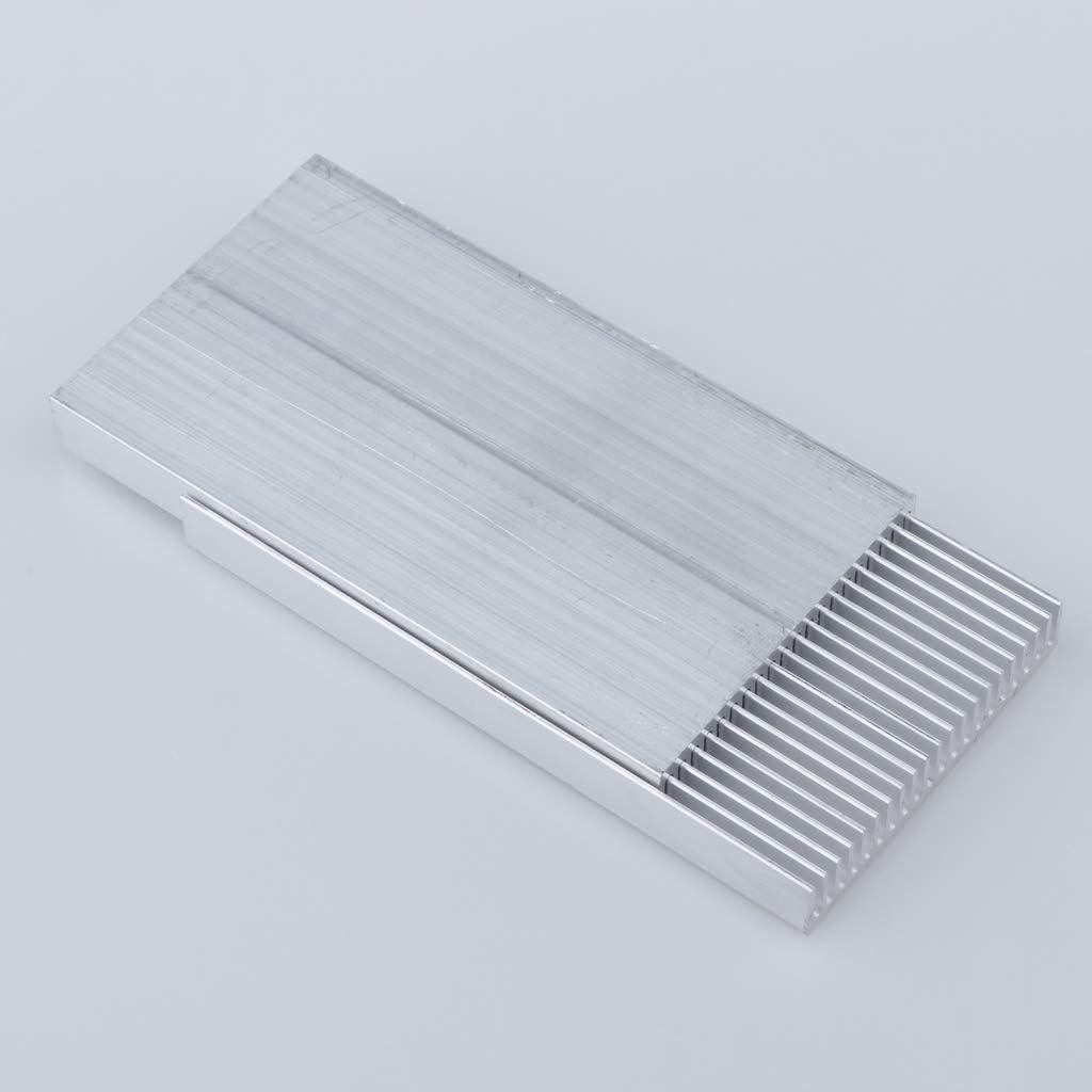 CPU Heatsink Fan Fin Cooler Kit RAM Radiator Graphics Card Sink /& Paste