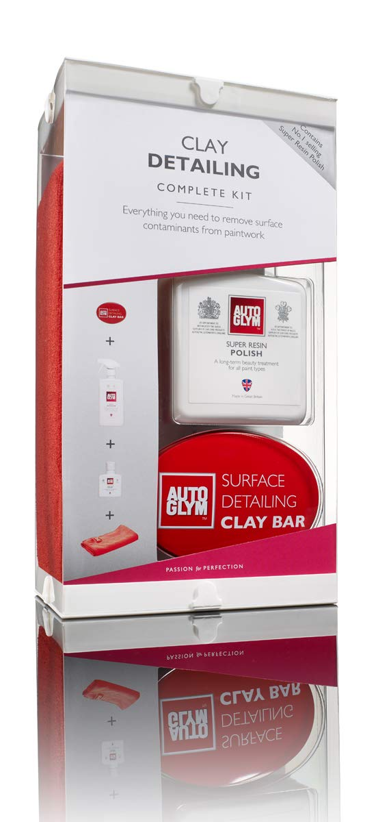 Autoglym superficie Detailing Kit Clay (5 Pezzi) AG 820027