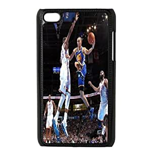 DIY Stephen Curry Plastic Case for iPod touch4, Custom Stephen Curry Ipod Shell Case, Personalized Stephen Curry touch4 Cover Case