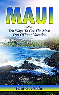 Maui by Paul Brodie ebook deal
