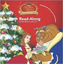 beauty and the beast the enchanted christmas readalong