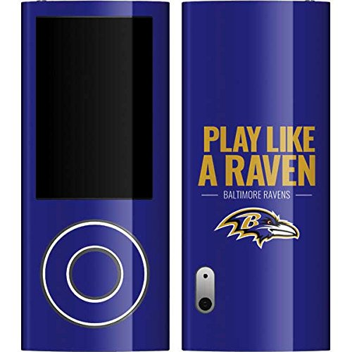Baltimore Ravens Ipod Skin (Baltimore Ravens iPod Nano (5G) Video Skin - Baltimore Ravens Team Motto | NFL X Skinit Skin)