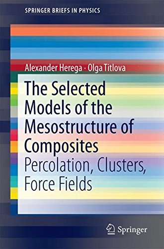 The Selected Models of the Mesostructure of Composites: Percolation, Clusters, Force Fields (SpringerBriefs in Physics)