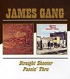 James Gang -  Straight Shooter / Passin' Thru