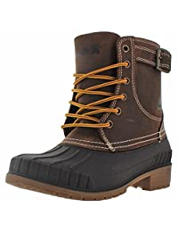 Kamik Women's Evelyn Waterproof Short Winter Boot