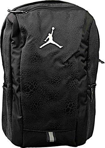 Air Jordan 9A1748-023 Black Cat Latptop Backpack Shoulder Bag