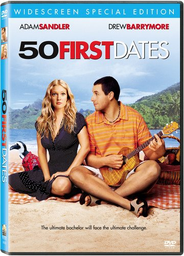 50 First Dates Widescreen Special product image