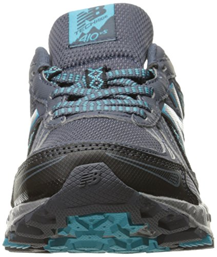 Running Shoes For Women. New Balance Women's WT410v5 Cushioning Trail Running Shoe. #runningshoes