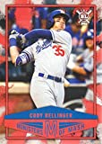 2018 Topps Big League Baseball Ministers of Mash #MI-3 Cody Bellinger Los Angeles Dodgers