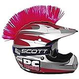 PC Racing Helmet Mohawk, Color Pink PCHMPINK