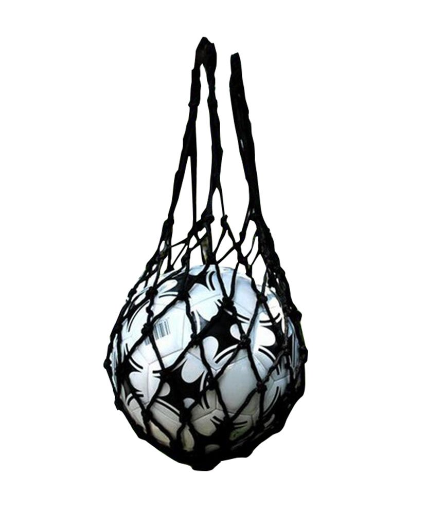 Durable Mesh/Net Storage Bag for Basketball/Soccer/Volleyball Sport Equipment Bag