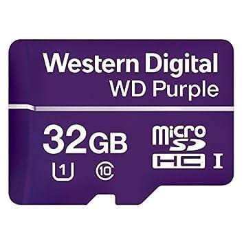 wdd032 g1p0 a Western Digital, Tarjeta de Memoria microSDHC ...
