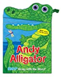Snappy Heads Andy Alligator, Sarah Albee, 0794419089