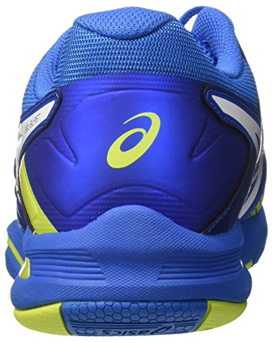 blast Blue Para Gel Hombre Zapatillas Azul energy Green 7 Balonmano directoire white De Asics 4gqHTB