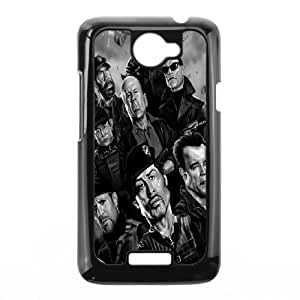 Diy Phone Cover The Expendables for HTC One X WEQ099075