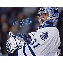 "Curtis Joseph Toronto Maple Leafs Signed 8x10"" Photo"