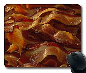 Bacon Masterpiece Limited Design Oblong Mouse Pad by Cases & Mousepads