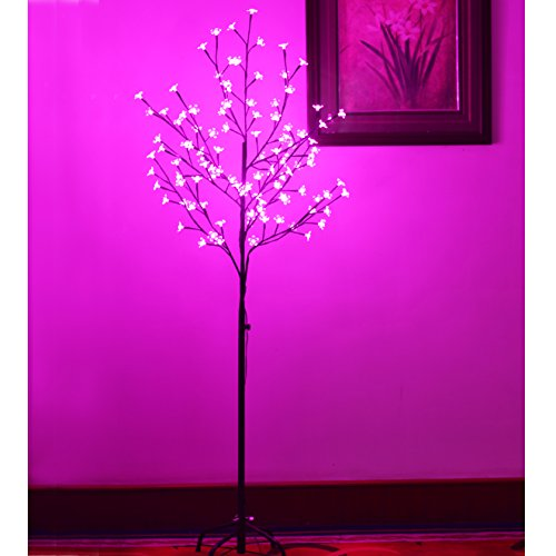 Outdoor Led Light Cherry Blossom Tree - 6