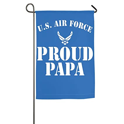 Amazon.com: FGBFLAG Army – Bandera de jardín de Papa con ...