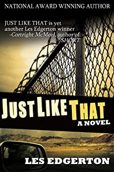 Just Like That by [Edgerton, Les]