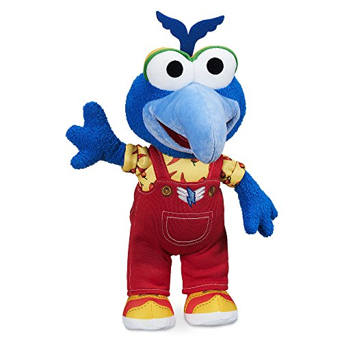 Disney Gonzo Plush - Muppet Babies - Small