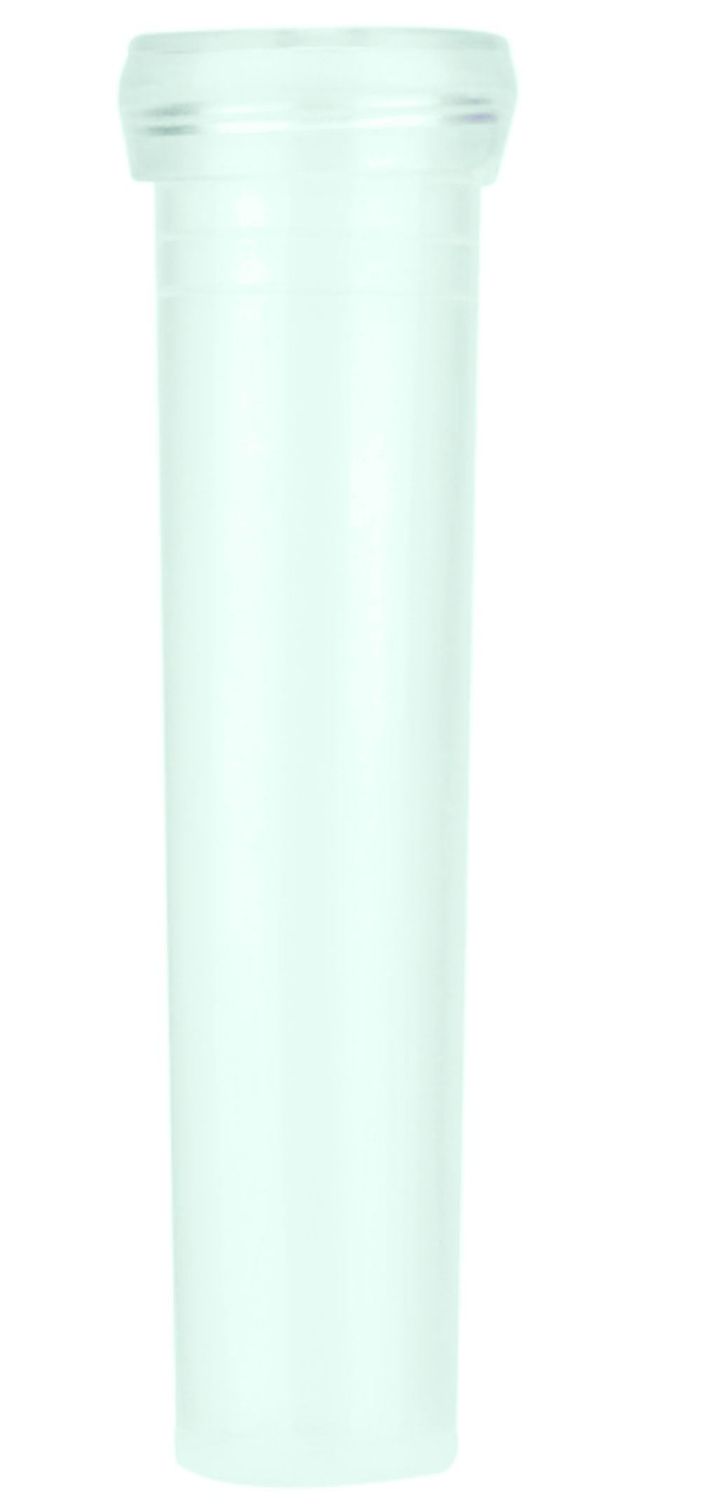 Ancefine Flower Water Tubes Plastic Floral Nutrient Tubes for Flower Arrangements, 2-7/ 8 Inches, Pack of 50