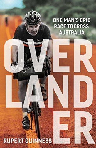 Australia Cross - Overlander: One man's epic race to cross Australia