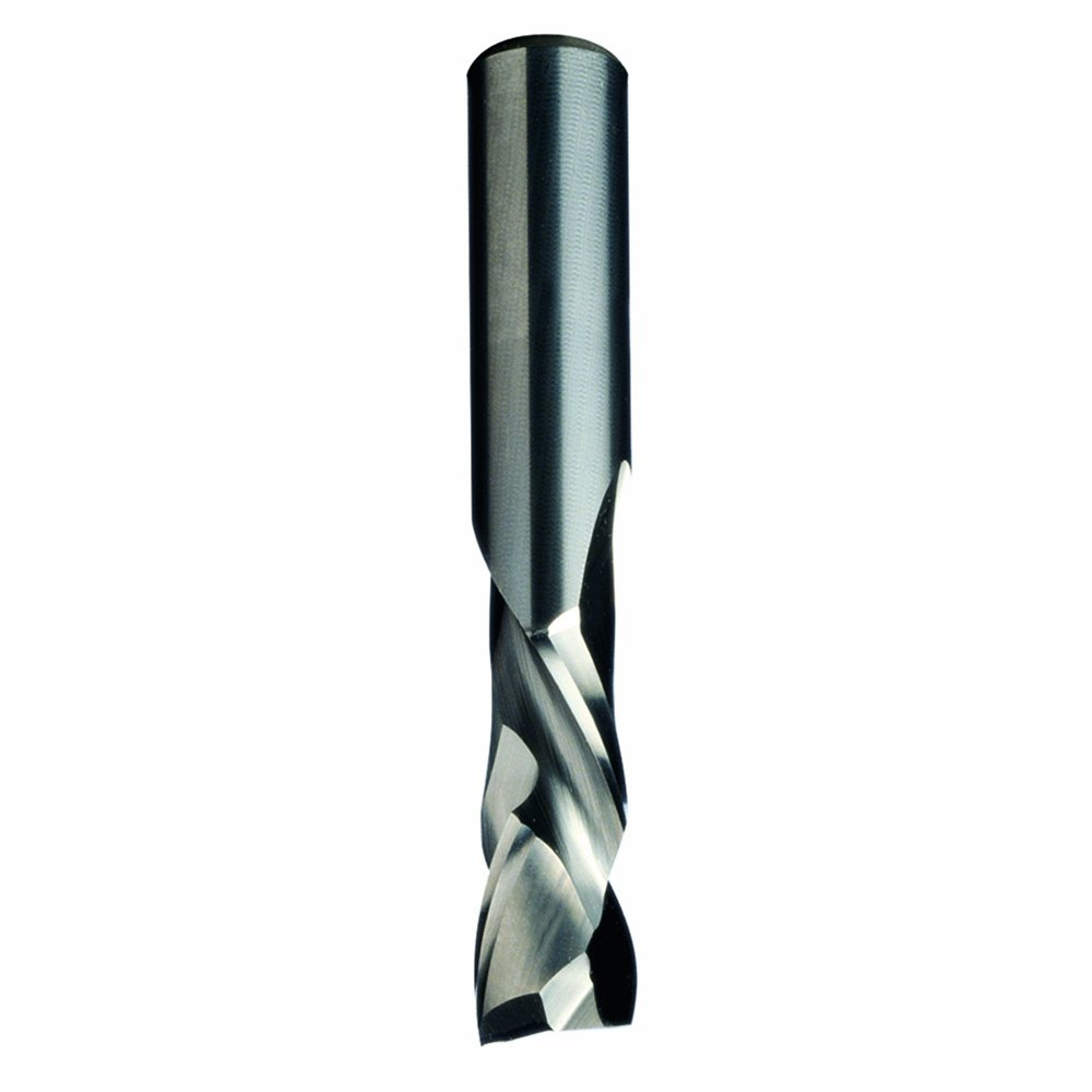 3//8-Inch CMT USA CMT 190.813.11 Solid Carbide Up//Downcut Spiral Mortising Bit