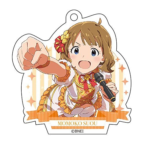 Idol Master Million Live! Trading acrylic strap vol.1 BOX products 1BOX = 10 pieces, all 10 types by Japan Import (Image #3)