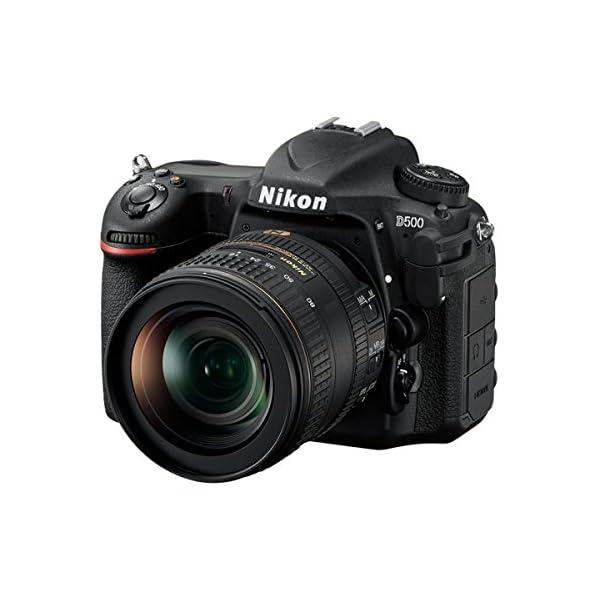 RetinaPix Nikon D500 20.9MP Digital SLR Camera with AF-S DX 16-80 f/2.8-4E ED VR Lens