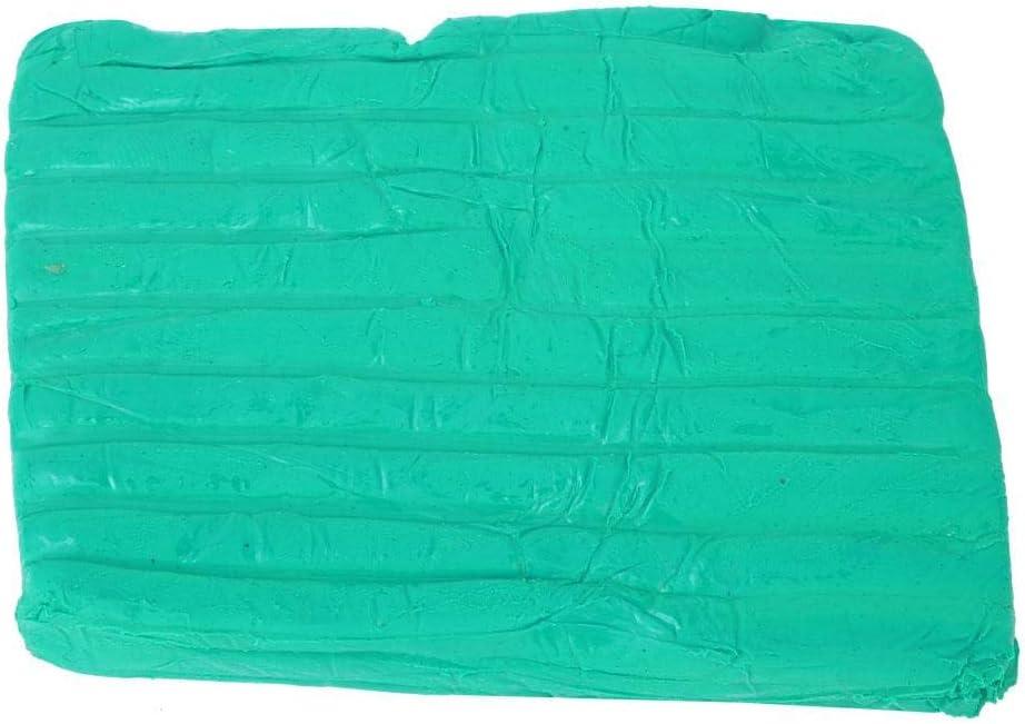 300 g//10,6 oz Conjunto de Arcilla polim/érica de Bloque peque/ño Arcilla de Modelado Horno Arcilla Arcilla Blanda Cer/ámica polim/érica Arcilla de Bricolaje Modelado Azul Atyhao Arcilla polim/érica