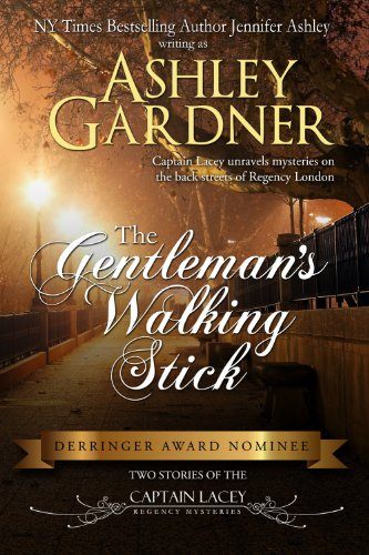 Gentlemans Walking Stick Collection Mysteries ebook product image