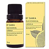 Óleo Essencial de Laranja 10 ml, By Samia, Multicor