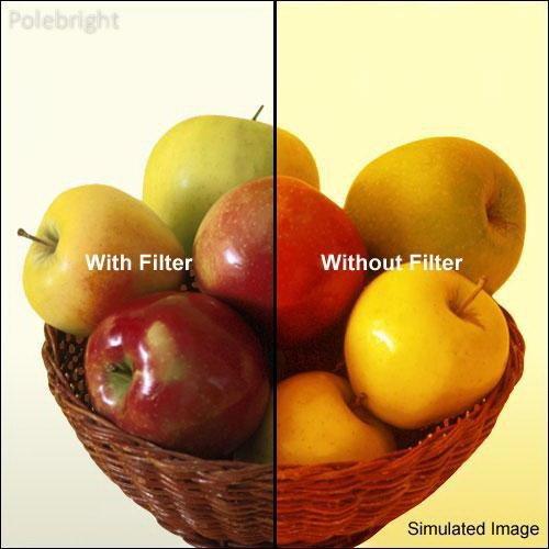 86 Conversion Set (80B Color Conversion Filter (86mm) Polebright updated)
