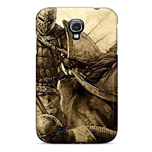 Premium Galaxy S4 Case - Protective Skin - High Quality For Mount And Blade