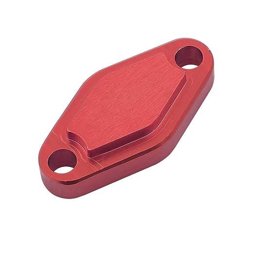 Motoparty Parking Brake Block Off Plate For Honda ATC 70//90//110//125//185//200//250//350 TRX 90//200//250//300//400//450R//700XX Parking Brake Caliper Guard Cover