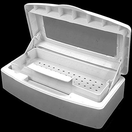 Beauty Implement Sterilizing Tray Sterilization Box Nail Art Sterilizer Box Disinfection Box Nail Art Tool Box BBI-315520