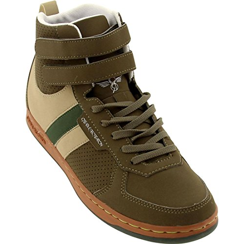 Lo The Sneaker Dicoco - Creative Recreation Womens Dicoco (military green/garden / rust)