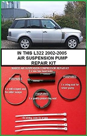 Wabco Air Suspension Compressor repair Kit: Amazon co uk: Car