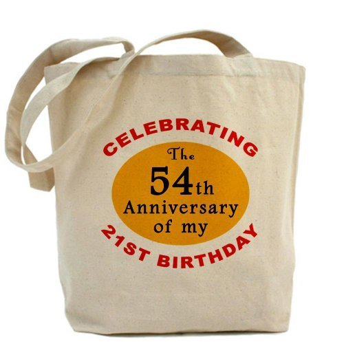 Celebra 75TH compleanno Tote bag Tote bag by Cafepress by Cafepress