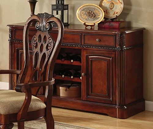 247SHOPATHOME IDF-3222SV sideboards, Cherry Review