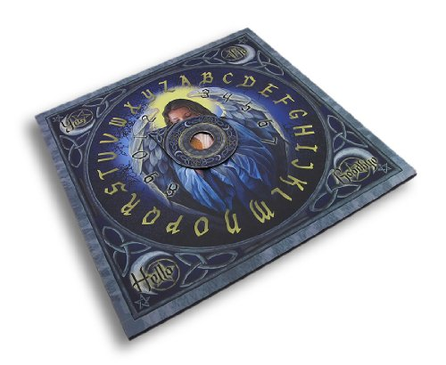 Lisa Parker Angel Spirit Ouija Talking Board with Planchette Paranormal New by Things2Die4