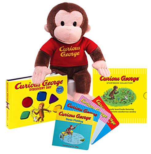 Curious George Gift Set #1 (up to 4 yrs)