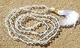Quarz edelstein japa mala perlen 108 perlen ~ meditation, gebet