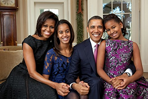 Obamacare Costume (Barack Obama Official Family Poster Photo American)