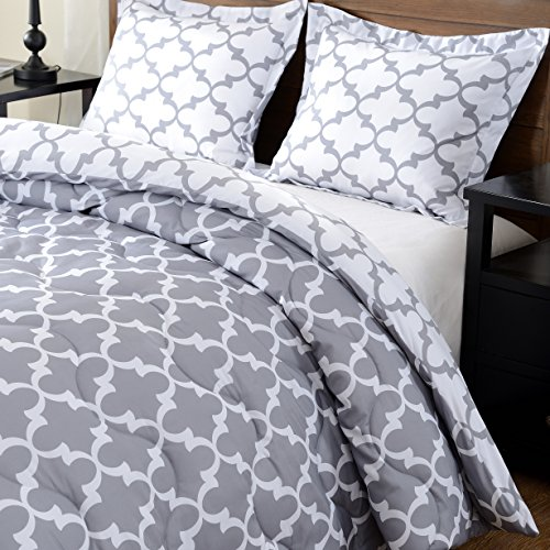downluxe light and lightweight Printed Comforter Comforter Sets