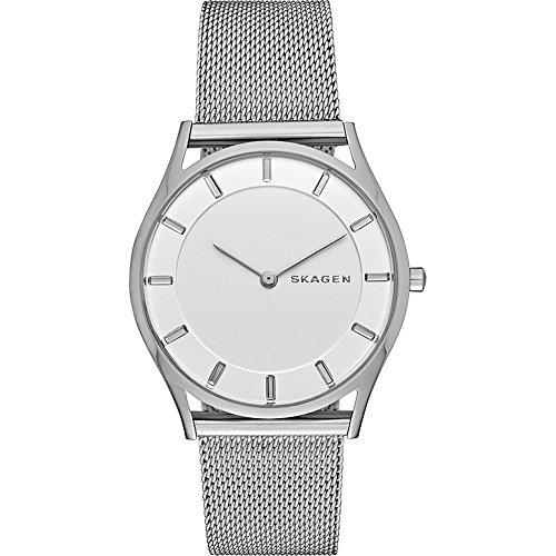 Skagen Women's SKW2342 Holst Stainless Steel Mesh Watch (Skagen Stainless Steel Watch compare prices)