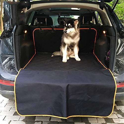 車用ペットシート 旅のシートプロテクターペット旅行カープロテクターキャリアバッグ犬用シートカバー防水および洗濯機アジャスタブル後部座席ストラップ カー用品