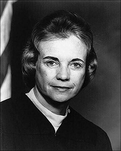 Supreme Court Sandra Day OConnor 8x10 Silver Halide Photo Print