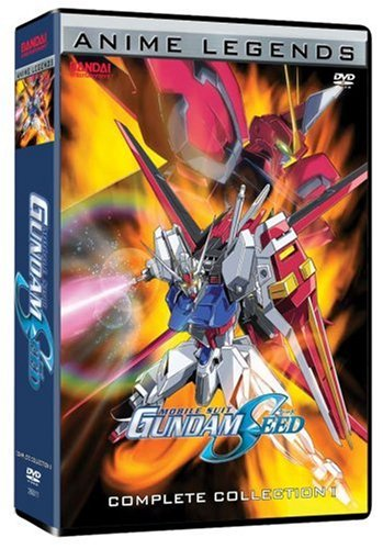 Mobile Suit Gundam Seed: Complete Collection One by Bandai